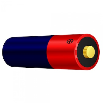 Vectorillustratie van batterij
