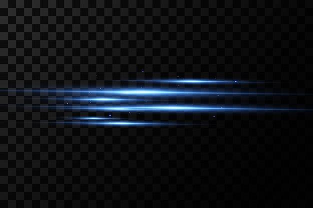 Vectorillustratie van een blauwe kleur