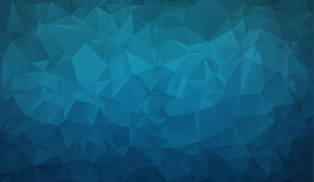 Vectorveelhoek abstracte geometrische achtergrond.
