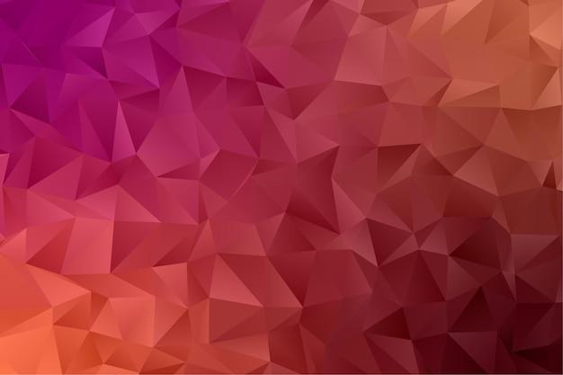 Veelhoek geometrische achtergrond