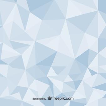 Veelhoekige abstracte achtergrond ontwerp