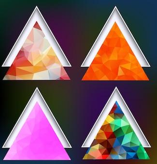 Veelhoekige geometrische vormen