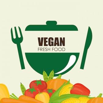 Veganistisch ontwerp