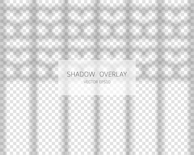 Vensterschaduw overlay-effect