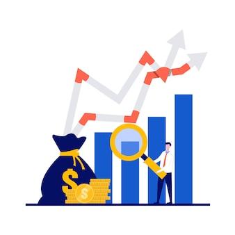 Verhogen van productiviteit, financiële groei, verhoging van efficiëntieconcepten met karakter.