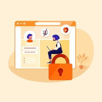 Verifieer account voor online winkelen