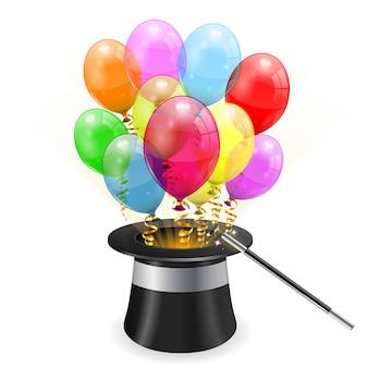 Verjaardag concept