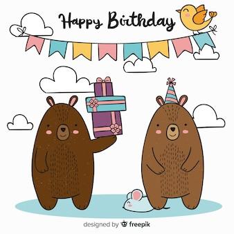 Verjaardag dieren