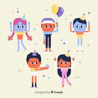 Verjaardag kinderen