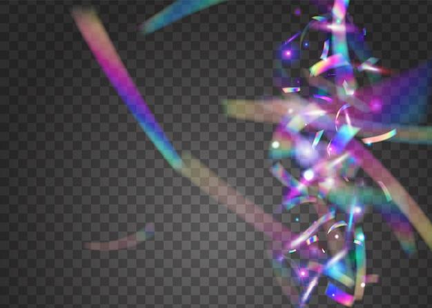 Verjaardag klatergoud. vallende confetti