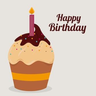 Verjaardag ontwerp