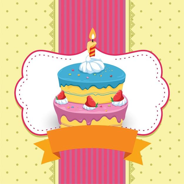 Verjaardag uitnodigingskaart