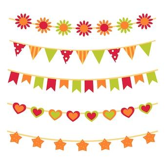 Verjaardagsfeest decoraties