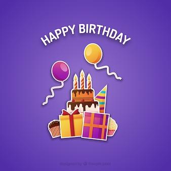 Verjaardagsfeestje uitnodiging