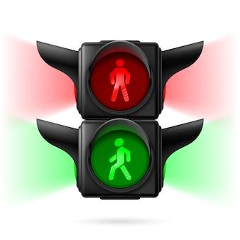 Verkeerslichten voor voetgangers