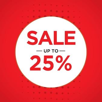 Verkoop en speciale aanbieding-tag, prijskaartjes, verkooplabel, banner, vectorillustratie.