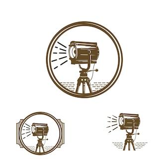 Verlichting omhoog logo