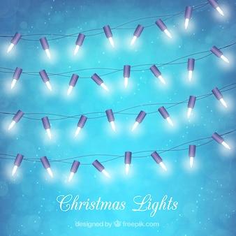 Verlichting voor kerstviering