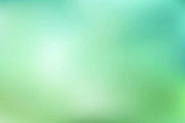 Verloop achtergrond in groene tinten