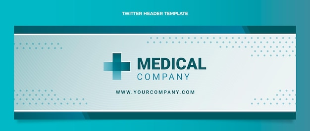 Verloop medische twitter header
