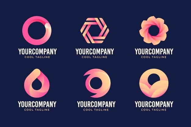 Verloop o logo pack