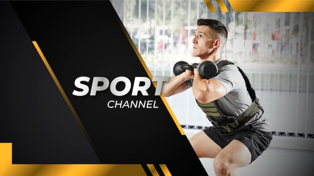 Verloop sport youtube kanaalart