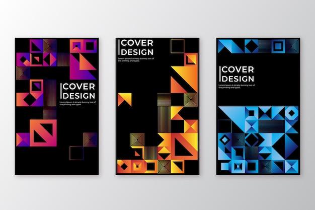 Verloopmozaïek covers collectie