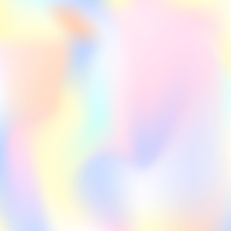 Verloopnet abstracte achtergrond. stijlvolle holografische achtergrond met verloopnet. retro-stijl uit de jaren 90, 80. iriserende grafische sjabloon voor banner, flyer, omslagontwerp, mobiele interface, webapp.