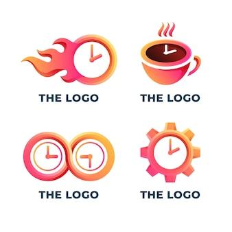 Verlooptijd logo's pack