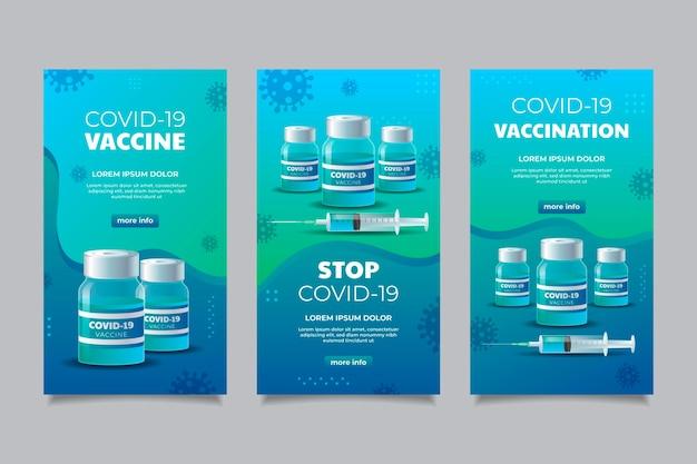 Verloopvaccin instagram verhalencollectie
