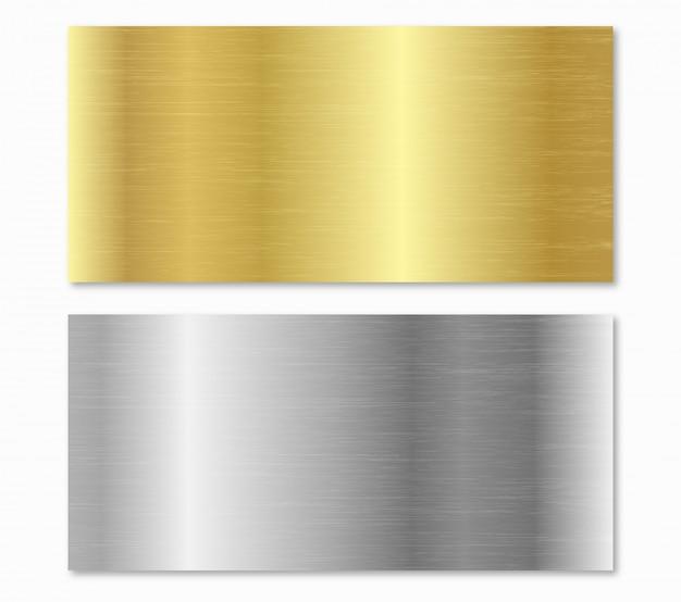 Verlopen gouden textuur