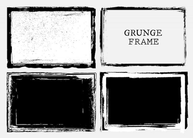 Verontrust frames ingesteld