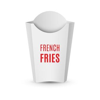 Verpakkingen voor frietjes