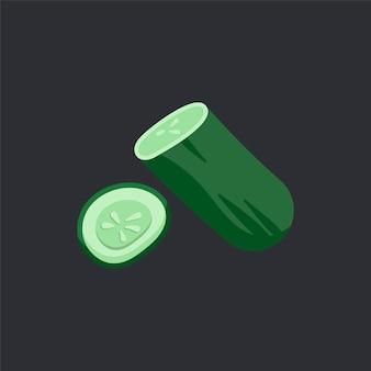Vers biologisch komkommervoedsel