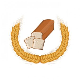 Vers en heerlijk bakkerijbrood
