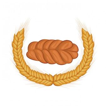Vers en lekker brood challah