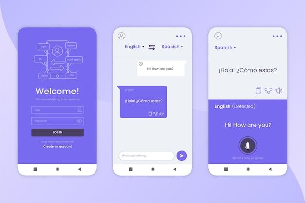 Vertaler-app