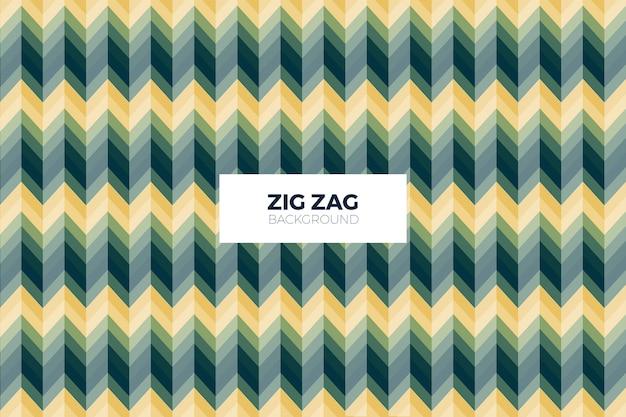 Verticale zigzagvorm abstracte achtergrond