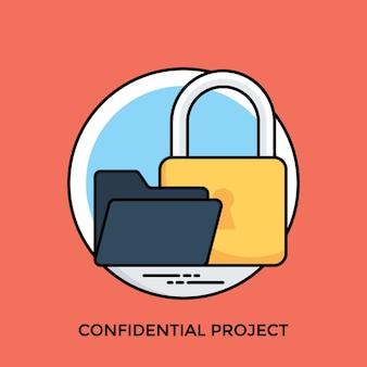 Vertrouwelijk project