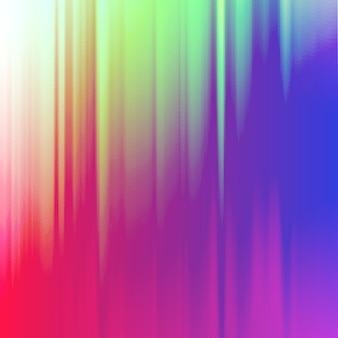 Vervorming van digitale beeldgegevens. kleurrijke abstracte achtergrond voor uw ontwerpen.