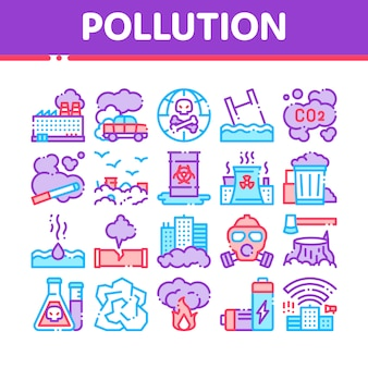 Vervuiling van de natuur
