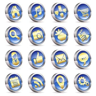 Verzamel applicaties pictogrammen