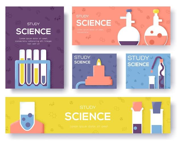 Verzameling experimenten flyer