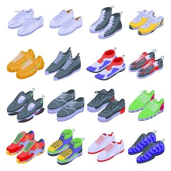 Verzameling sneakers