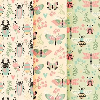 Verzameling van bugpatronen
