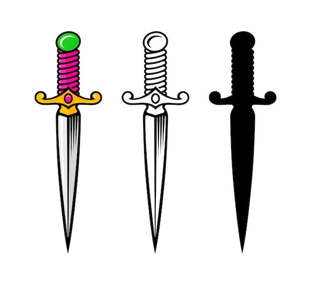 Verzameling van zwaarden