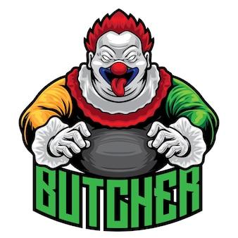 Vet clown esport-logo