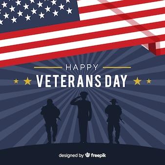 Veteran's day achtergrond