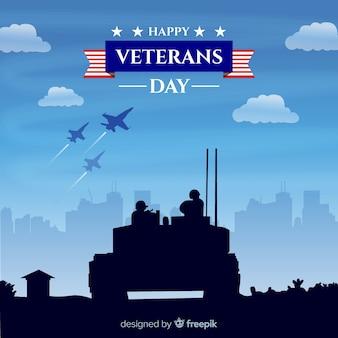 Veterans day achtergrond