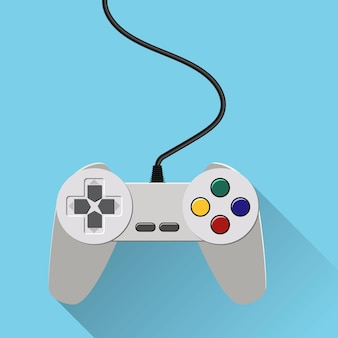 Video game controller icoon.